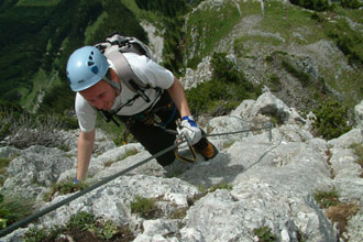 Eisenerzer Klettersteig : Hegyvilág online » klettersteig eisenerzer