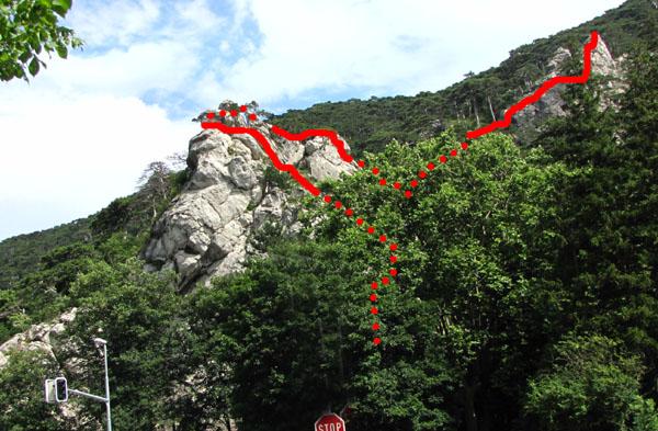 Mödlinger Klettersteig : Hegyvilág online klettersteig mÖdlinger