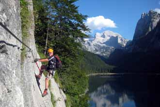 Laserer Alpin Klettersteig : Hegyvilág online galéria laserer alpin klettersteig